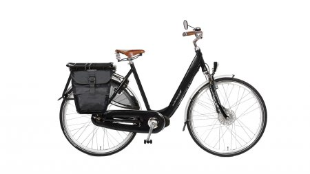 Vélo électrique Stad, boite auto moteur pédalier Steps