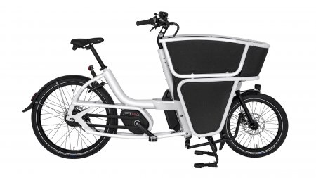 Biporteur électrique Urban Arrow Shorty