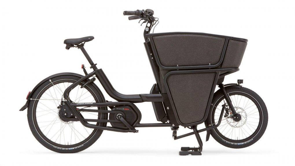 Biporteur électrique Urban Arrow Shorty