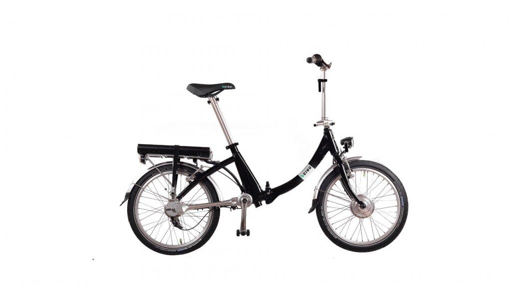 Vélo cardan électrique pliable enjambement bas avec options - cliquez sur Configurer pour plus d'informations