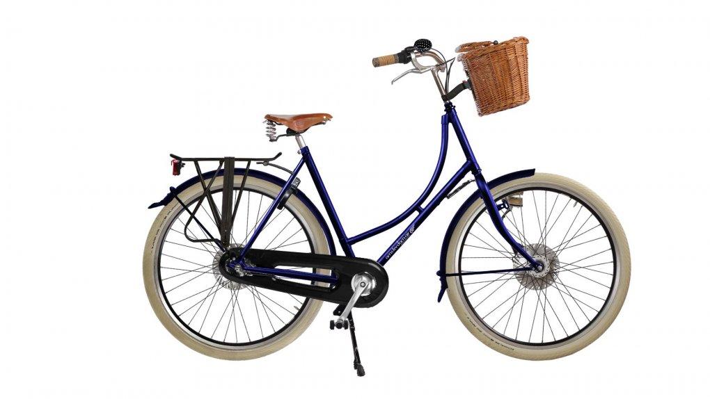 """Vélo Amsterdam Air Oma Premium avec différentes options - cliquez sur """"Configurer"""" pour plus d'informations"""
